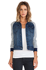 The Sporty Bully Jacket in Eye Candy