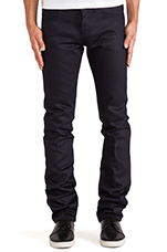 Skinny Guy 22oz Elephant 4 in Indigo/Black