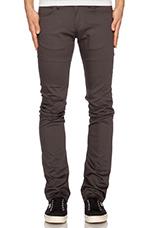 Skinny Guy Carbon Stretch 8oz in Dark Grey