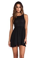 Hikari Dress in Black