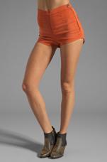 Daisy Short in Tangerine