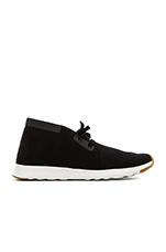 Shoes Apollo Chukka in Jiffy Black Shell White