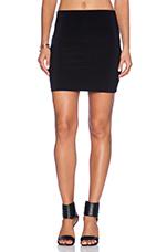 KAMALIKULTURE Go Mini Skirt in Black