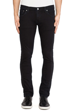 Tight Long John in Org. Black on Black