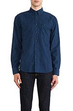 Stanley Shirt in Org. Deep Blue