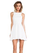 Jackie Dress in White