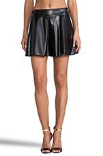 Celina Heel in Black/Brown