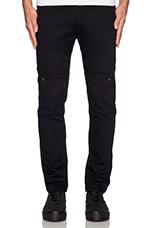 Work Pant in Black