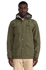 Highline Jacket in Army