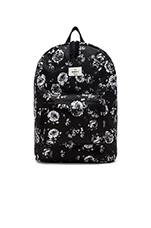 Outsider Backpack in Black Multi