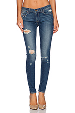 Verdugo Ultra Skinny in Danica Destructed