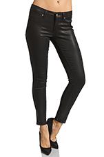 Verdugo Skinny in Black Silk