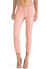 Verdugo Crop in Ballet Pink