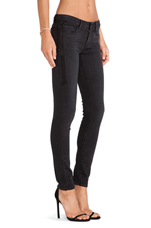 Pieced Verdugo Dart Skinny in Cleo Dart Embellished