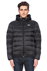 Chinook Tech Jacket in Black