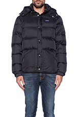 Bowerbridge Insulated Jacket in Black