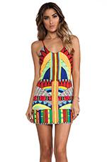 Zulu Bling Dress in Multi