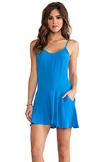 Jacinta Playsuit in Blue
