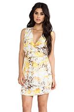 Jody Dress in Sunflower Tapestry