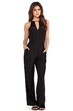 Samira Jumpsuit in Black