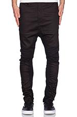 Zak Pant in Black
