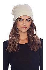 Fleece Lined Barca Hat in Ivory