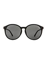 Flyn Sunglasses in Black