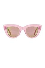 Kitti Sunglasses in Purple