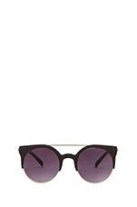 Livnow Sunglasses in Black