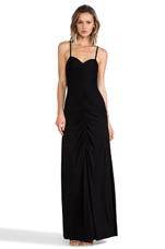 Chrissy Maxi Dress in Black