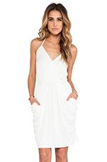 Lynton Dress in White