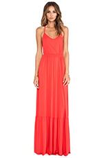x REVOLVE Brinkley Maxi Dress in Pom Pom