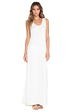Elodie Maxi Dress in White