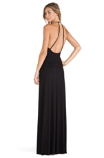 x REVOLVE Marianna Dress in Black