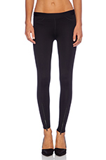 The Lawson Legging in Black Chevron