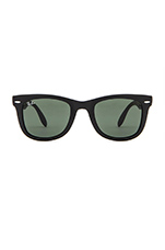 Wayfarer Folding Classic in Black