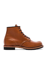 Beckman Round Toe in Chestnut