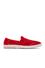 Sulton 30c Suede in Rouge