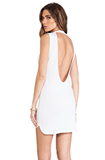 Jack Dress in White