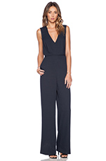 Angie Jumpsuit in Black