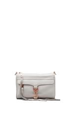 Mini MAC Clutch in White