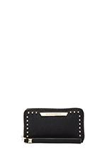 Olivia Tech Wallet in Black