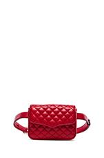 Affair Fanny Bag in Crimson