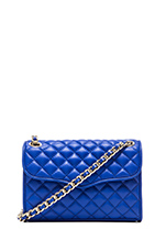 Quilted Mini Affair in Ultraviolet
