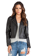 + Ashley Smith Miyako Jacket in Black