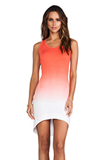 Jo Sunset Jersey Dress in China OW