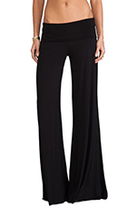 Carol Wide Pant in Black