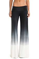 Carol Wide Leg Pant in Black