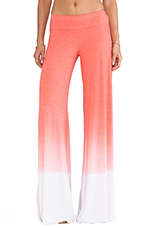 Wide Leg Sunset Jersey Pant in China OW