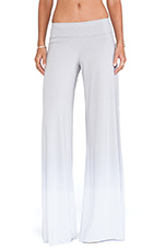 Wide Pant in Pewter Ombre
